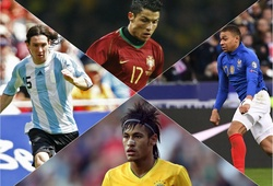 Mbappe vượt mặt cả Messi lẫn Ronaldo và Neymar với cột mốc ghi bàn khó tin