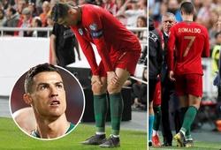 Ronaldo cần bao nhiêu ngày để bình phục chấn thương?