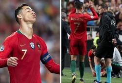 Bác sĩ chuyên gia đánh giá thế nào về khả năng Ronaldo trở lại trận gặp Ajax ở Cúp C1?