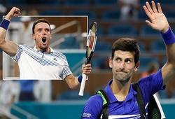 Đụng phải khắc tinh, Novak Djokovic kết thúc sớm cuộc phiêu lưu quá nhọ trên đất Mỹ