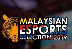Malaysia chính thức tuyển quân, quyết vơ trọn huy chương Esports SEA Games 2019