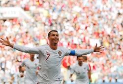 Thống kê Ronaldo ghi bàn khắp thế giới gây sốc như thế nào?