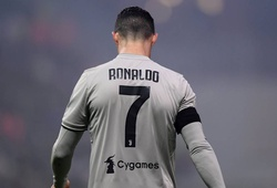 Juventus cập nhật chấn thương của Ronaldo đem hy vọng cho NHM