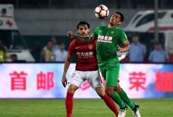 Kết quả Dalian Yifang vs Guangzhou Evergrande (0-1): Kẻ mạnh bảo toàn chiến thắng