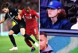 CĐV Liverpool xôn xao vì phát hiện Adrien Rabiot dự khán trận thắng Tottenham