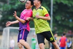 Chùm ảnh: Lễ khai mạc hoành tráng của giải bóng đá 96-99 Hà Nội League 2019