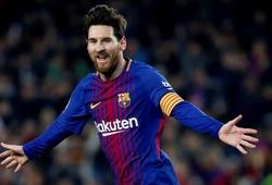 """Thống kê siêu đẳng của Messi khiến """"anti-fan"""" phải câm lặng"""