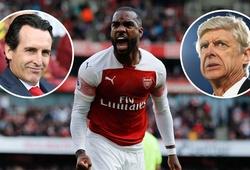 Lacazette lý giải sự khác biệt của Emery với Wenger giúp Arsenal bay vào top 3