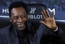 Tin bóng đá 3/4: Vua bóng đá Pele nhập viện khẩn cấp