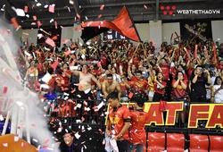 50 sắc thái người hâm mộ Saigon Heat trong ngày đội bóng con cưng phá dớp Playoffs kéo dài 7 năm