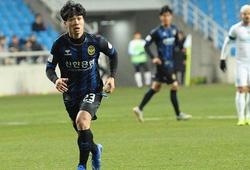 Bảng xếp hạng K-League 2019 vòng 5: Công Phượng và Incheon sắp chạm đáy