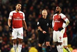 Thành tích phòng ngự trên sân khách có thể khiến Arsenal lỡ top 4 Ngoại hạng Anh
