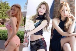 Vẻ đẹp không góc chết của Ring girl ONE Championship - Han Ji Eun