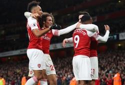 Arsenal hưởng lợi nhờ lịch thi đấu khó khăn của MU, Chelsea, Tottenham trong cuộc đua top 4?
