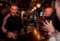 Conor McGregor lại choảng nhau trên bar, lần này là ở Ireland