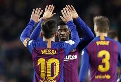 Lịch thi đấu bóng đá hôm nay 10/4: MU chạm trán Barcelona tại tứ kết lượt đi Champions League