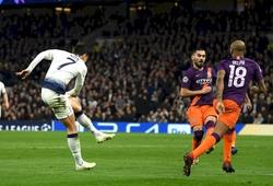 VAR xuất hiện, Son tỏa sáng và 5 điểm nhấn ở trận tứ kết C1 Tottenham vs Man City