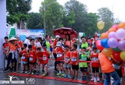 Những điều bố mẹ cần lưu ý khi cho trẻ tham gia các giải chạy