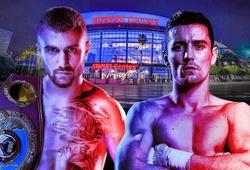 Kết quả Boxing: Lomachenko vs Crolla