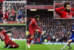 Mane lập kỷ lục săn bàn, siêu phẩm của Salah và những điểm nhấn đáng chú ý ở trận Liverpool vs Chelsea