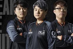 Cặp đôi dự bị đường dưới của Hanwha Life Esports là Clever, Asper và HLV Woong chia tay đội tuyển
