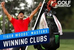 Khám phá túi đồ giúp Tiger Woods vô địch Masters lần thứ 5