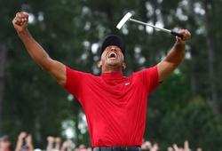 Nike đẩy mạnh việc bán toàn bộ trang phục vô địch Masters 2019 của Tiger Woods