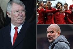 """Sir Alex Ferguson: """"Liverpool sẽ vô địch Ngoại hạng Anh 18/19 với điểm nhấn derby Manchester""""!"""