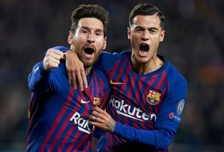 Messi lập cú đúp, De Gea mắc lỗi khó tin và những điểm nhấn từ trận Barca vs MU