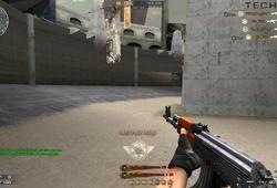 """Đột Kích: Những pha bắn AK 47 đẳng cấp của """"Rambo"""" Đình Văn"""