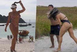 Nhan sắc nữ võ sỹ MMA đánh kẻ biến thái không trượt phát nào tại Brazil