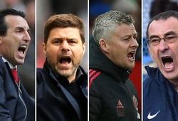 Arsenal, MU, Chelsea hưởng lợi thế nào ở cuộc đua top 4 sau khi Tottenham thua Man City?