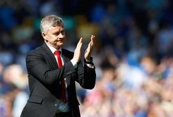HLV Solskjaer nói gì với CĐV MU sau trận thua tủi hổ trước Everton?