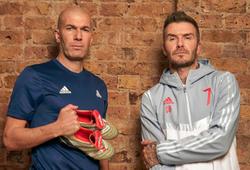 Adidas Predator 19+TR của Beckham và Zidane