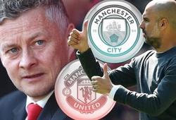 """Thống kê của MU khiến Solskjaer bẽ mặt vì lời cáo buộc Man City """"đá xấu"""" trước trận derby"""