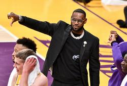 Bị ESPN tố xích mích với Los Angeles Lakers, LeBron James phản pháo cực chất