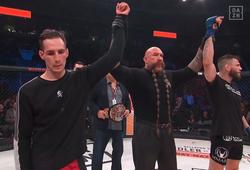 Vì... tin vào Chúa, nhà vô địch Bellator có thể bỏ nghề đánh đấm?