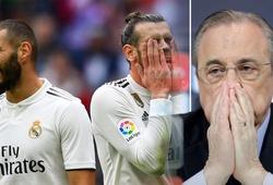 Sự vô duyên của Real Madrid với La Liga gắn liền với kỷ nguyên Florentino Perez