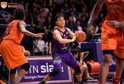 Wong Wei Long đổ máu trong ngày đưa CLS Knights vào Chung kết ABL