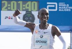 Eliud Kipchoge xác nhận trở lại Berlin Marathon 2019 để bảo vệ kỷ lục thế giới
