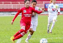 """Bóng đá nữ lần đầu tiên được thi đấu theo kiểu """"cũ người mới ta"""""""