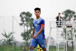 """Tiền vệ Martin Lo: """"Tôi chơi bóng không phải để gây ấn tượng với HLV Park Hang-seo""""."""
