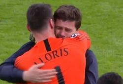 HLV Pochettino khóc như trẻ con sau màn lội ngược dòng lịch sử của Tottenham