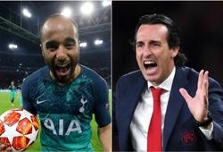 Tin chuyển nhượng tối 9/5: CĐV Arsenal nổi giận khi Emery bán Lucas Moura cho Tottenham