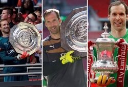 """Vì sao Cech là """"thần tài"""" của Arsenal và phải được bắt chính trận chung kết Europa League gặp Chelsea?"""