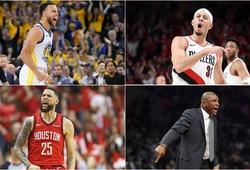 Hãy gọi NBA Playoffs 2019 của Stephen Curry là đại chiến gia tộc