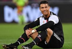 Ronaldo tái hiện kỹ năng rê dắt bóng kinh ngạc khi vượt qua 4 cầu thủ Roma