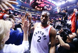 Kawhi Leonard chạm đến tầm của Michael Jordan về độ bá đạo tại NBA Playoffs