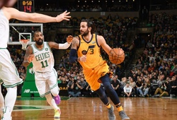 """Lãng tử"" Ricky Rubio sẽ thay thế Kyrie Irving ở Boston Celtics mùa sau?"