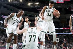 """Milwaukee Bucks đã """"xịn xò"""" từ rất lâu, chỉ là họ cần NBA Playoffs đễ có đất diễn mà thôi"""